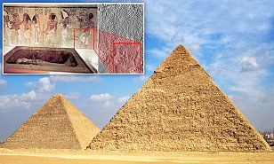 Scan Pyramids project may find Queen Nefertiti's tomb and unravel Egypt's secrets