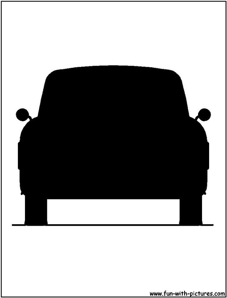 Car Silhouette Google Search Zentangle Pinterest