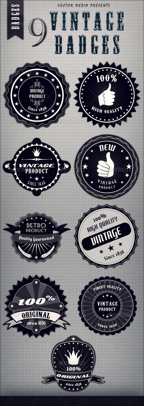 69 Best Vintage Logos Images On Pinterest