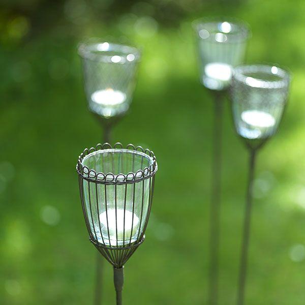 1000 images about tuin verlichting op pinterest tuinen lampen en citronella - Maak een eigentijdse tuin aan ...