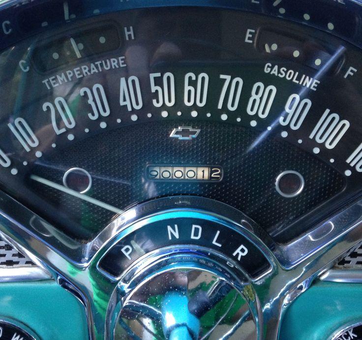 1955-2017 mileage. Just turned 90,000 on September 1st 2017.