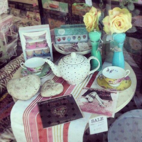 Cavania Australia - tea for 2