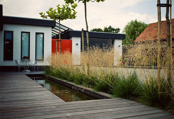25 beste idee n over tuin waterpartijen op pinterest for Moderne waterpartijen tuin