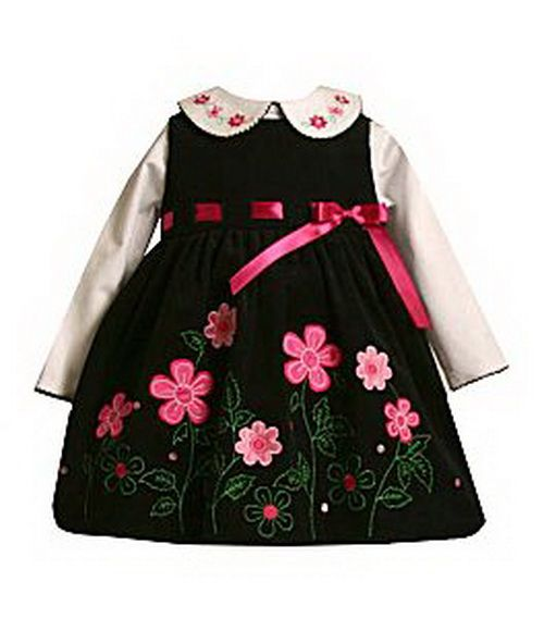 Baby Girl Christmas Dresses by Bonnie Baby | Baby Girl Clothes