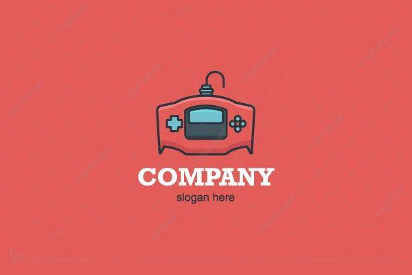 Logo for sale: Geek Game Logo