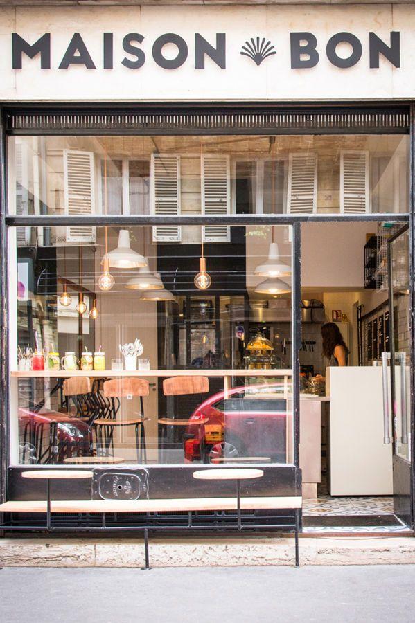 Maison Bon : la nouvelle cantine 100% sans gluten à Paris !