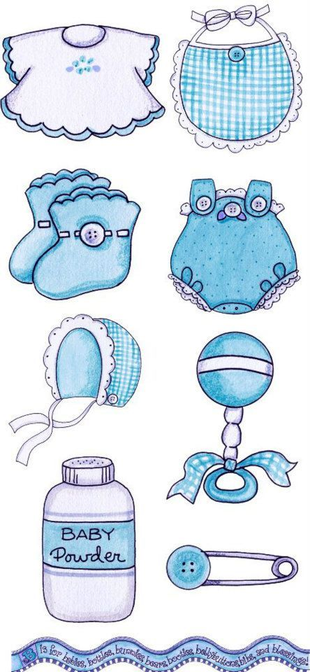 Baby Cliparts
