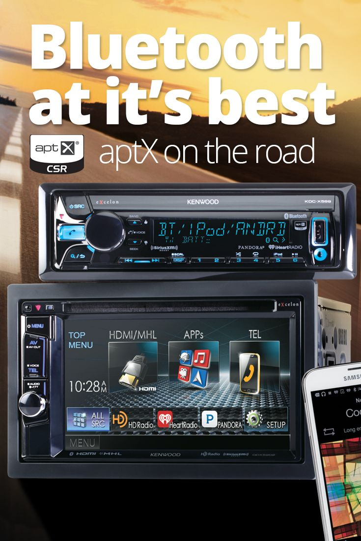 Get more detail and clarity from wireless music in your car read the article to