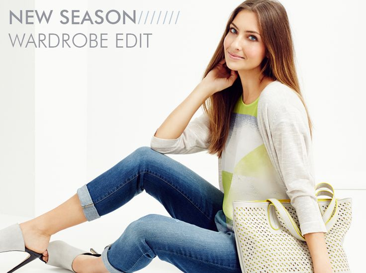 Magazine Page Buy women's clothing online.