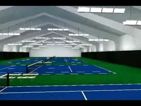 1000 Images About Indoor Tennis Court On Pinterest Museums Green Roofs An