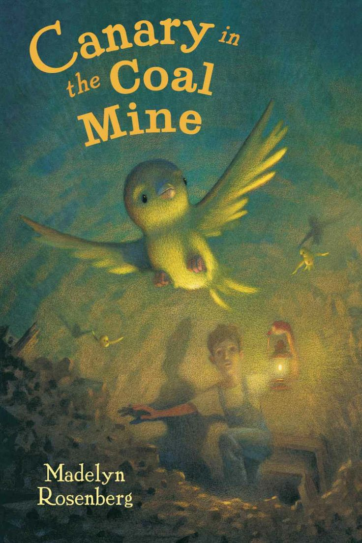 Canary In The Coal Mine By Madelyn Rosenberg, Illustrated By Chris Sheban