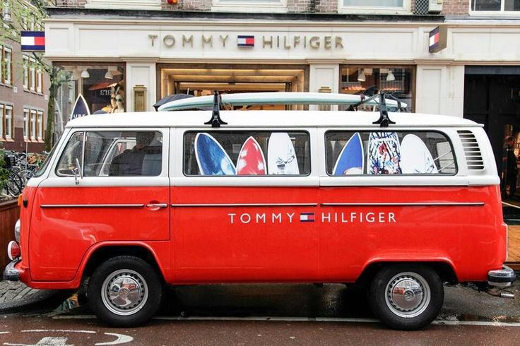 Tommy Hilfiger Wv bus