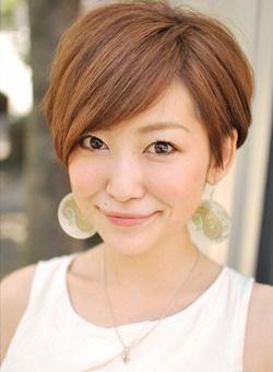クラシカルショート/ヘアスタイル・髪型