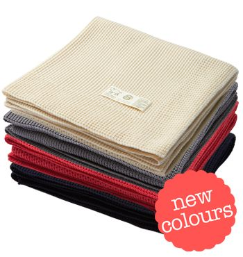 Organic Merino Handknit Blanket (in bassinet & cot sizes)