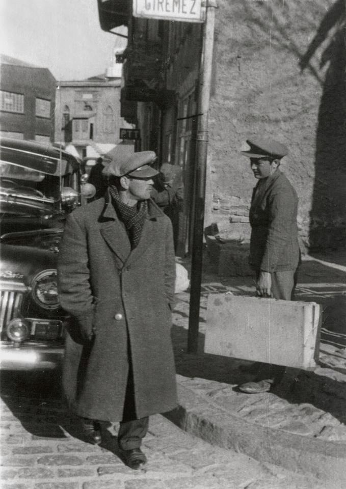 Dolmuş kahyası, 1950'ler& Orhan GENEL