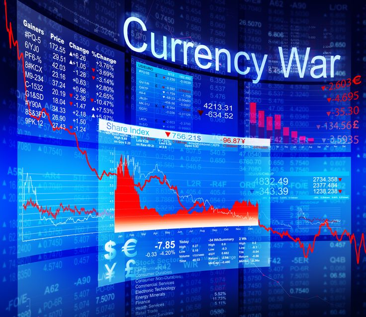 #CurrencyDevaluation: This comes despite #China recently devaluing their currency..
