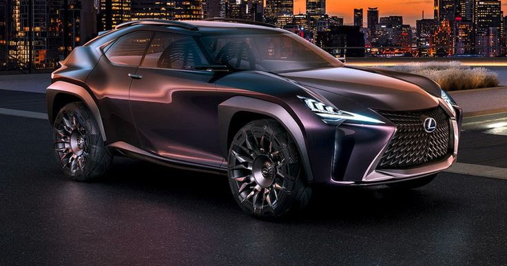 Lexus To Reveal Longer RX, Production-Spec UX In Tokyo Motor Show #Lexus #Lexus_RX