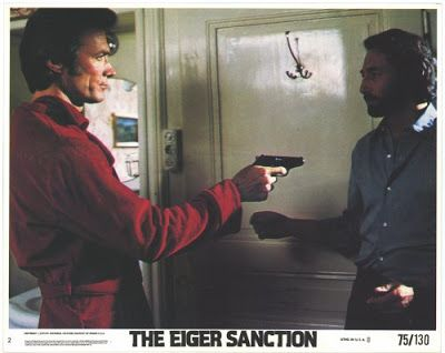 Clint Eastwood  The Eiger Sanction 1975