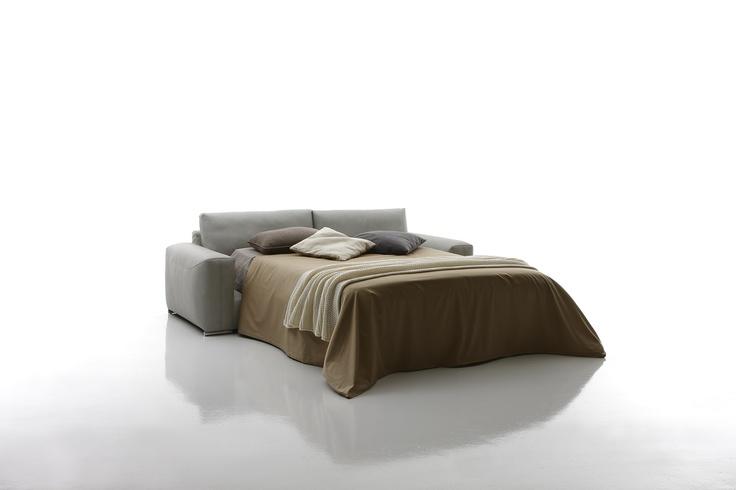 divano-letto in pelle Charles - Tino Mariani http://www.tinomariani.it/prodotti/charles.html