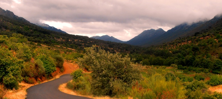 Geoparque Villuercas. El valle encantado.