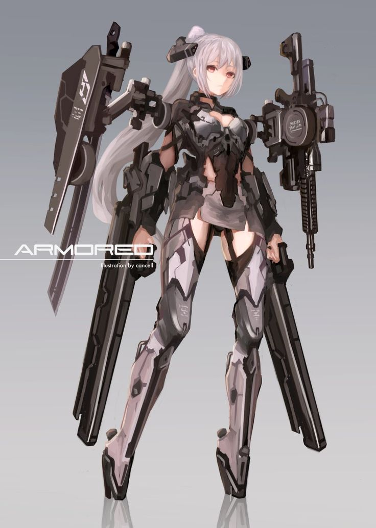 """""""ARMORED"""""""