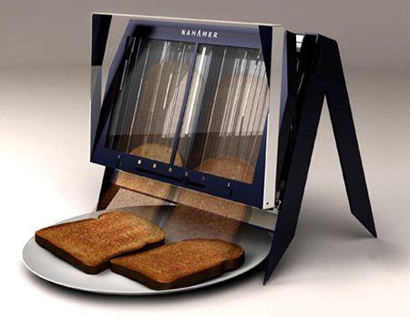 Nahamer Toaster