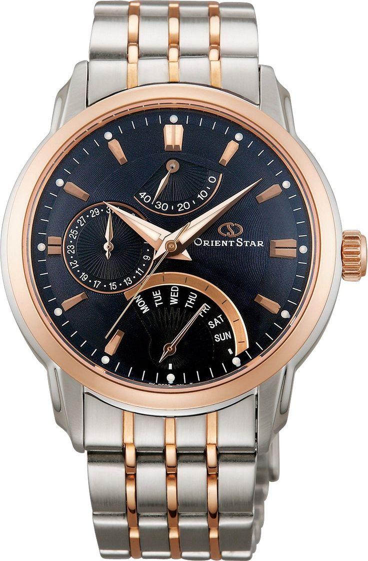 ORIENT STAR Classic Retrograde WZ0021DE.  A beautiful mechanical watch.