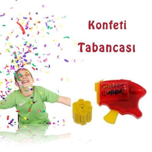 Konfeti Tabancası - Doğum günü, Parti - Durbuldum.com - yılbaşı hediyesi