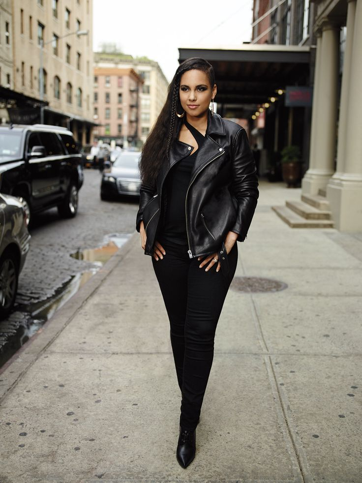 Alicia Keys - Levis competition
