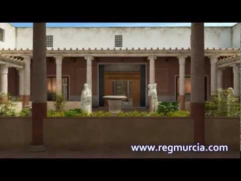La casa de Salvius, datada en el siglo I d.C., es la típica domus itálica propia de las familias romanas acomodadas, símbolo de su estatus y riqueza.