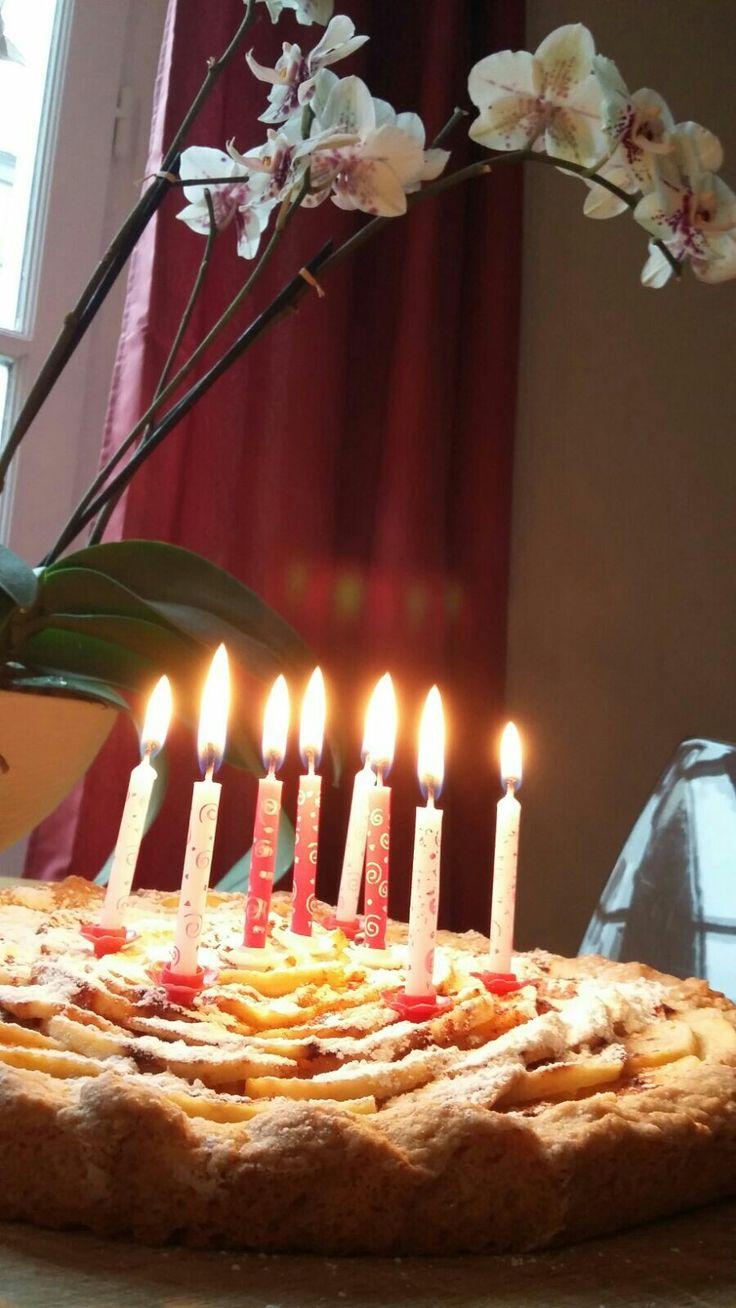 My wife's birthday  cake3