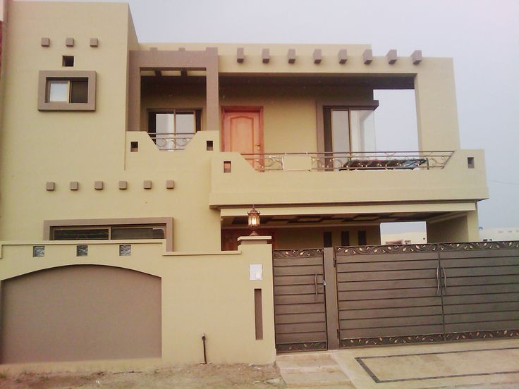 Home Design 6 Marla Part - 18: Agents Refer To Invest In Lahore Real Estate | Space To Accommodate In  Pakistan | Pinterest | Real Estate