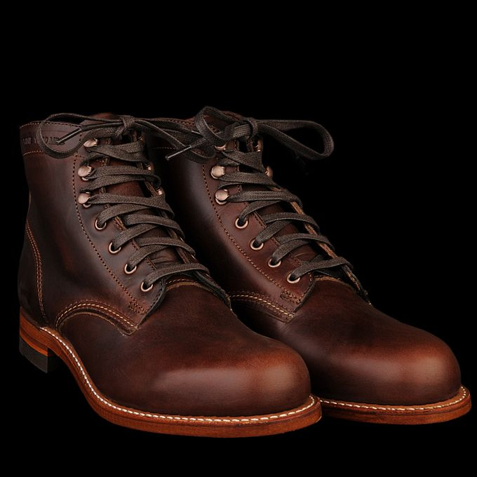 UNIONMADE - wolverine - 1000 Mile Boot in Brown