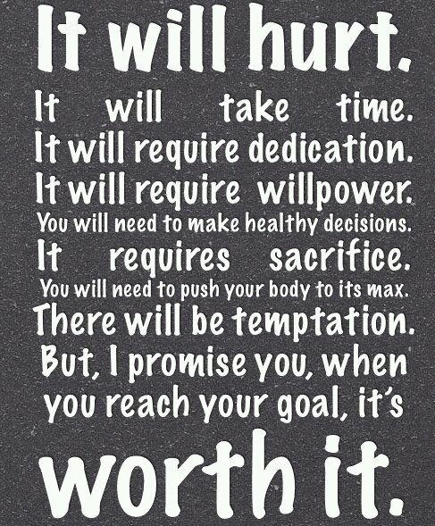 EXERCISE: Inspiration, Quotes, Weight Loss, Fitness, Motivation, Worthit, Worth It, Workout