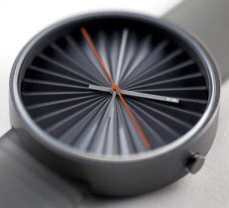 I know its not furniture, but the Plicate Watch looks incredibly well designed, Birthday Gift? - Benjamin Hubert