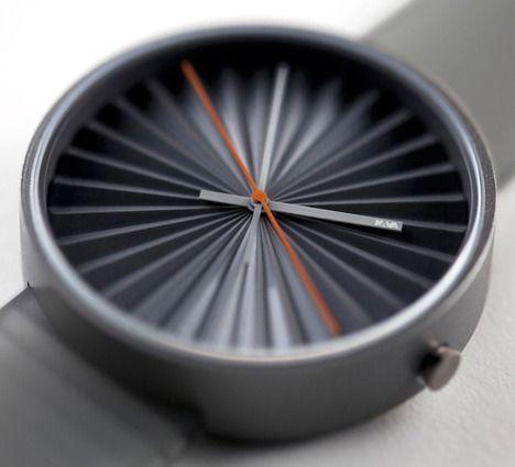 plicate_watchPlicat Watches, Time, Nava Design, Watches Design, Style, Wrist Watches, Paper Fans, Benjamin Hubert, Products Design