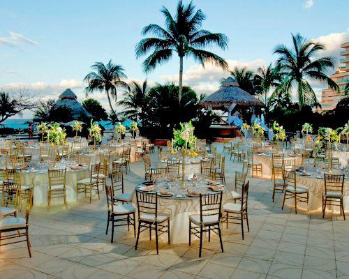 Y que me dicen del destino de bodas de fin de semana for Decoracion en cancun