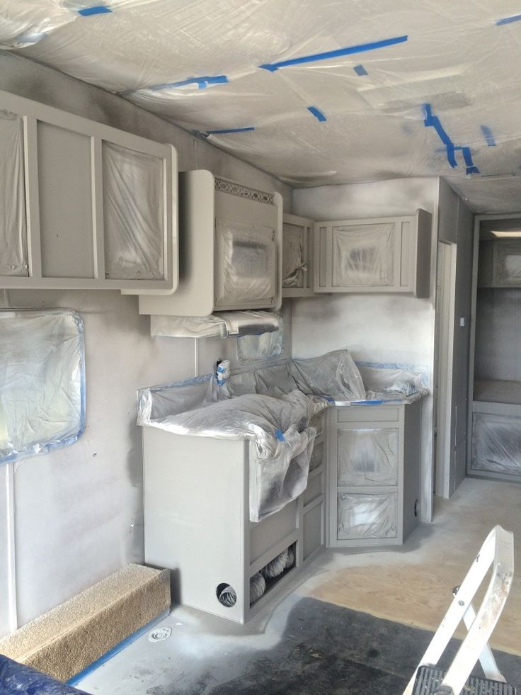 800 best images about pimp my r v on pinterest rv Painting interior travel trailer walls