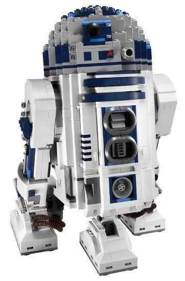 LEGO Star Wars 10225 R2D2: Toys & Games