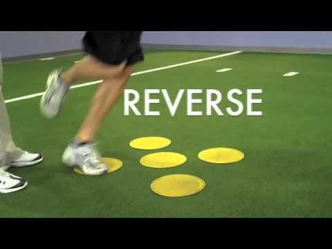 Dot Drills  -Plyometrics V