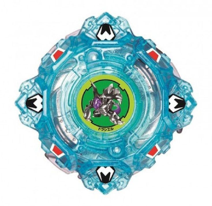 TAKARA TOMY JAPAN BEYBLADE BURST B-87 05 DRACIEL S SHIELD 4F CY Confirmed RARE #TAKARATOMY