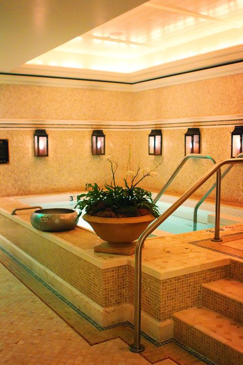 Bucket list item: treat yourself to an amazing spa weekend.