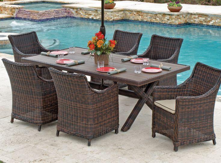 Charming Resin Wicker Furniture | Outdoor Patio Furniture | Chair King Backyard Store