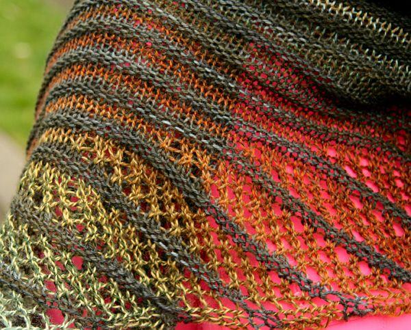 Nymphalidea shawl: Deep Fall 2013http://www.ravelry.com/patterns/library/nymphalidea