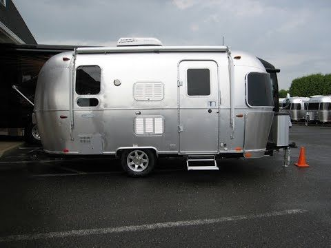 Brilliant Airstream Nest Camper Trailer With Innovative Type In Germany | Fakrub.com
