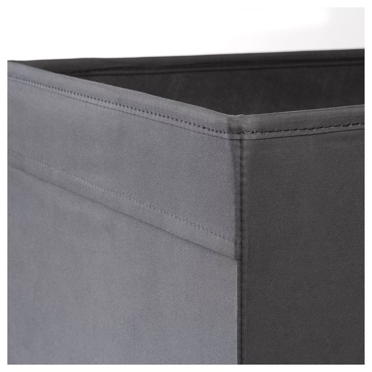 IKEA - DRÖNA Box dark gray
