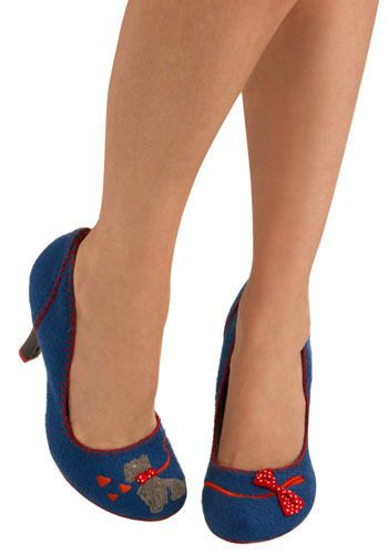 Really cute ToTo heels