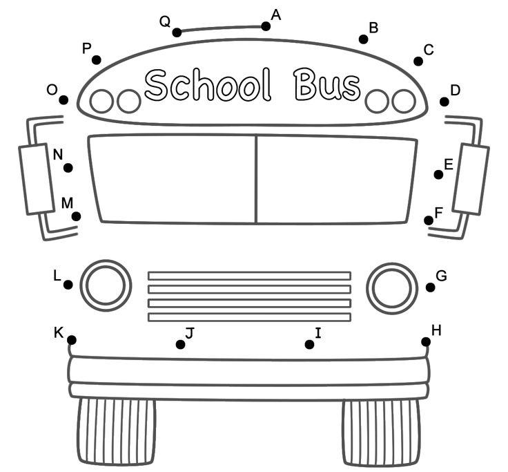 Ausgezeichnet Räder Auf Dem Bus Druckbaren Arbeitsblatt ...