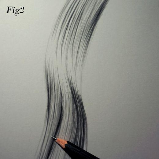 Top Tips Series 3: Graham Bradshaw using pencil to create realistic hair