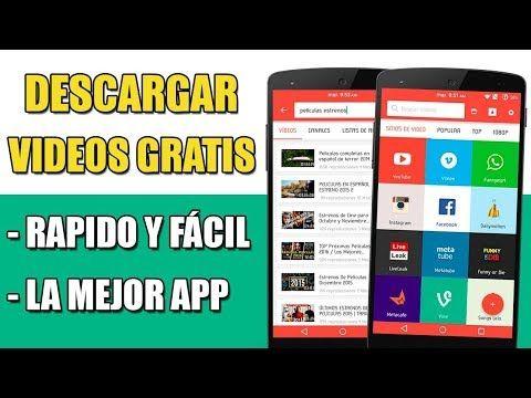App para descargar videos de YouTube, Facebook, Twitter e Instagram - (More Info on: http://LIFEWAYSVILLAGE.COM/videos/app-para-descargar-videos-de-youtube-facebook-twitter-e-instagram-2/)